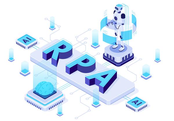 RPA - אוטומציה רובוטית של תהליכי הטכנולוגיה. אילוסטרציה: BigStock