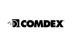 הלוגו המוכר של תערוכת ה-IT הגדולה בעולם - קומדקס