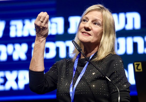 """ד""""ר רונית אשכנזי, סמנכ""""לית פדגוגיה ברשת עמל. צילום: ניב קנטור"""
