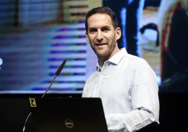 ערן גופר, מנהל מגזר החינוך במיקרוסופט ישראל. צילום: ניב קנטור
