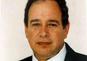 """ברוך גינדין, מנכ""""ל קומסט ומייסד גרטנר בישראל. צילום פרטי"""