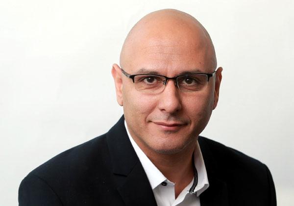 """גולן דנמיאס, מנהל תחום אבטחת מידע וסייבר ומנהל מחלקת מומחי מכירות במלם תים. צילום: יח""""צ"""