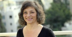 שירילי בר-אור, מנהלת חוויית המשתמש בחברת סייפבריצ'. צילום: פלג הדר