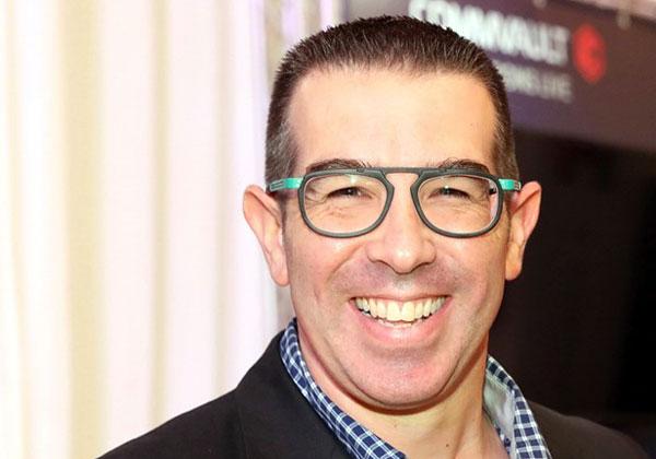 ליאור גרמן, מנהל מכירות בקומוולט ישראל. צילום: ניב קנטור