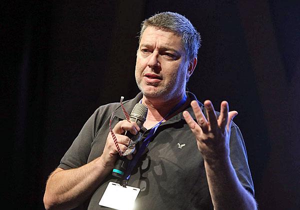 """זיו מנדל, מנכ""""ל ג'ון ברייס הדרכה ומטריקס שירותי R&D ואוף שור. צילום: ניב קנטור"""