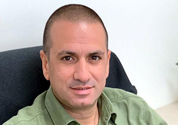 מוטי אוזנה, מנהל התשתיות וה-CTO של תאגיד הפול. צילום פרטי