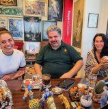 באו לבקר במאורת הנמר: בכירים בספארי