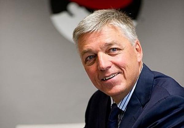 """מישל איסנרד – סגן נשיא למכירות רד האט ב- EMEA. צילום: יח""""צ"""