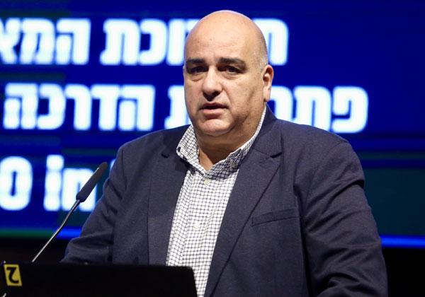 רון כהן, מנהל שיווק ומכירות בבנק מסד. צילום: ניב קנטור