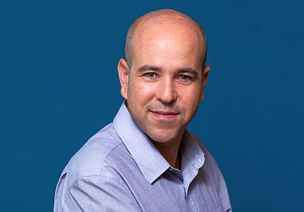 רועי צור, מנהל פיתוח עסקי לחברות תוכנה בישראל, יוון וקפריסין ברד-האט. צילום: שרון אלדר