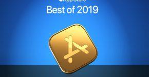 האפליקציות של השנה על פי אפל. איור: אפל