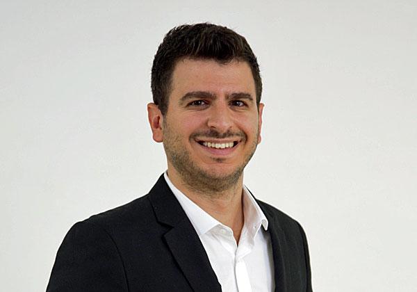 אורי טובול, מומחה פתרונות אחסון, אחסון מבוסס אובייקטים ושירותי ענן בהיטאצ'י ונטרה ישראל. צילום: אלישר