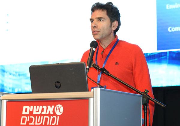 """אורי אפק, המייסד וסמנכ""""ל הטכנולוגיות של סייטאוור. צילום: ניב קנטור"""