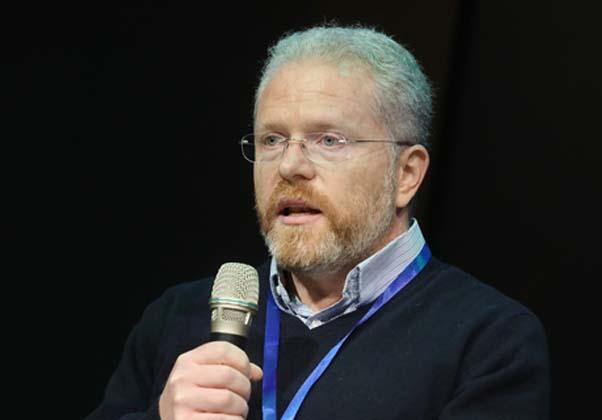 בוריס נצר, מנהל תחום המיכון החכם בבינת מערכות תוכנה. צילום: ניב קנטור