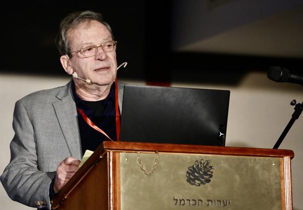 יהודה זיסאפל, יושב ראש קבוצת רד-בינת. צילום: ניב קנטור