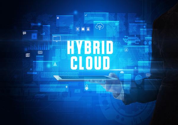 האימוץ המהיר של סביבת הענן הפרטי משמש לו בסיס. הענן ההיברידי. אילוסטציה: BigStock