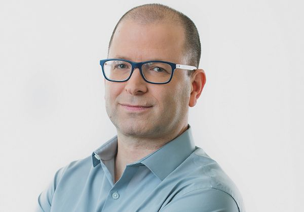 """צביקי גולדברג מונה לסמנכ""""ל בכיר, מנהל חטיבת התוכנה ומנהל האסטרטגיה של אלעד מערכות. צילום: ויקטור לוי"""