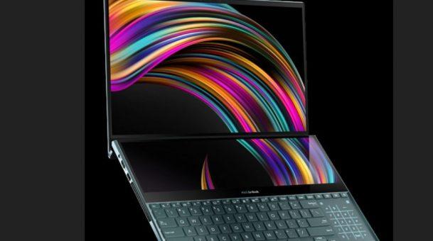 סקירת מחשב נייד: Asus ZenBook Pro Duo UX581