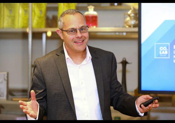 כפיר אלפנדרי, סמנכ''ל מכירות, דל טכנולוגיות ישראל. צילום: ניב קנטור