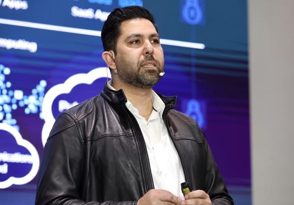 אבי יושעי, CTO של VMware ישראל. צילום: ניב קנטור