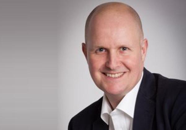 """אנדרו ברינדד, סגן נשיא למכירות ולתפעול, נוטניקס לאזור EMEA. צילום: יח""""צ"""