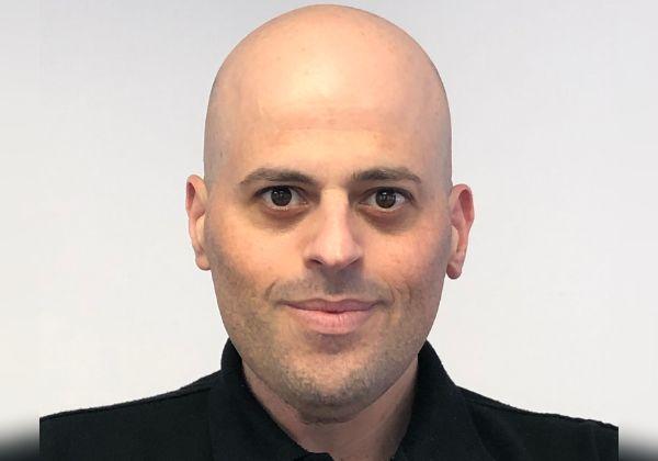 """דיוויד ממן, מנכ""""ל Binah.ai. צילום: Binah.ai"""