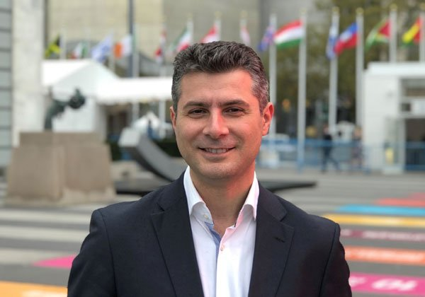 """יוסי טל, מנהל מעבדת החדשנות העולמית בתחום הגנת הסייבר בסיטי. צילום: יח""""צ"""