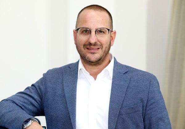"""שלומי אביב, המנכ""""ל החדש של VMware ישראל. צילום: ניב קנטור"""