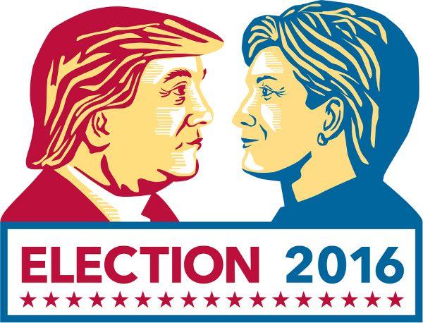 פייסבוק לא רצתה להכעיס את טראמפ? בבחירות 2016. איור אילוסטרציה: BigStock