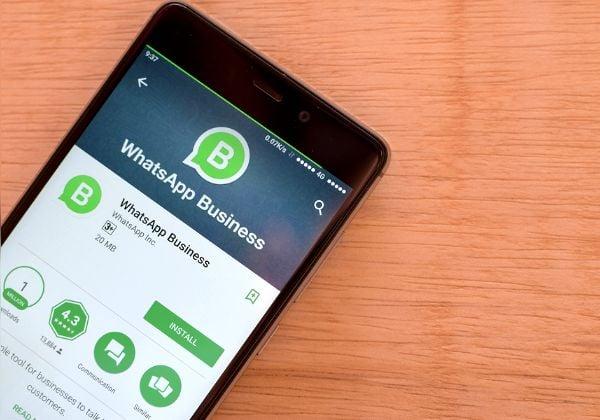 אפליקציית WhatsApp Business בחנות גוגל. צילום: BigStock