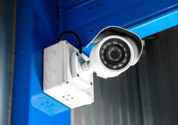 מצלמת CCTV. צילום: BigStock