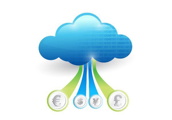 מושכות הוצאות הולכות וגדלות. תשתיות ענן. אילוסטרציה: BigStock