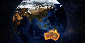האקתון לטובת יבשת אוסטרליה מורת השריפות. אילוסטרציה: BigStock