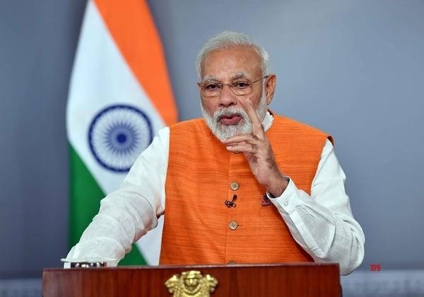 סינן את בזוס. ראש הממשלה ההודי, נרנדרה מודי. צילום: BigStock
