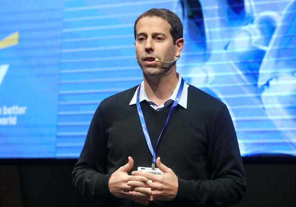אבנר גייפמן, מוביל תחום ה-RPA בקבוצת הייעוץ הטכנולוגי של ארנסט אנד יאנג ישראל. צילום: ניב קנטור
