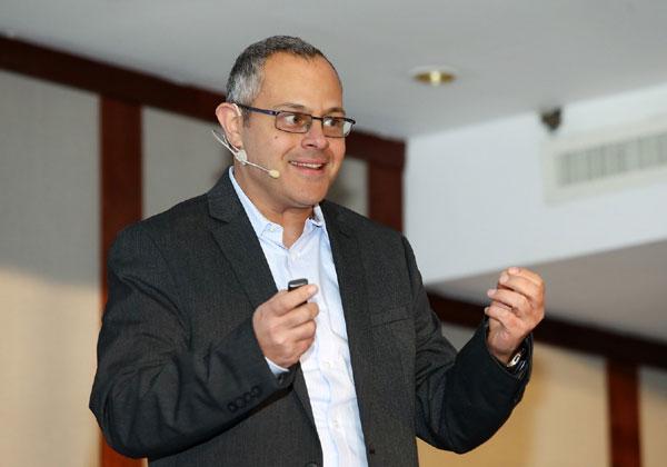 """כפיר אלפנדרי, סמנכ""""ל המכירות של דל טכנולוגיות ישראל. צילום: ניב קנטור"""