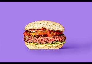 ההמבורגר של אימפוסיבל פודס. צילום: אימפוסיבל פודס