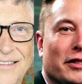 ביל גייטס רכש פורשה חשמלית ולא טסלה – אילון מאסק צייץ בזלזול