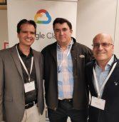 המינגלינג של בכירי הטכנולוגיה מהמגזר הפיננסי באירוע של Google Cloud