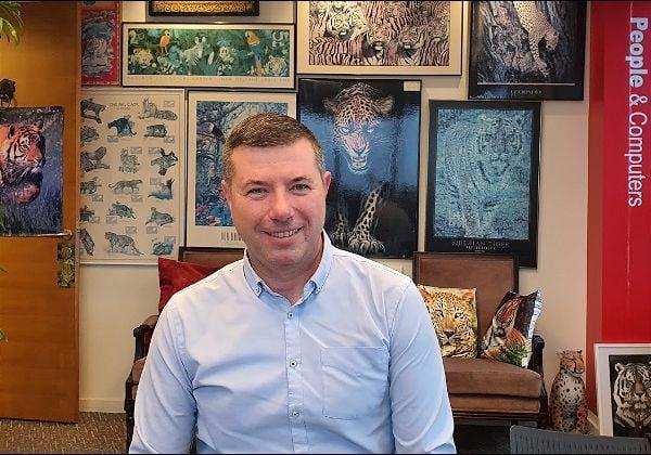 """מקסים קורוסטישבסקי, המנמ""""ר של משרד הבינוי והשיכון. צילום: פלי הנמר"""