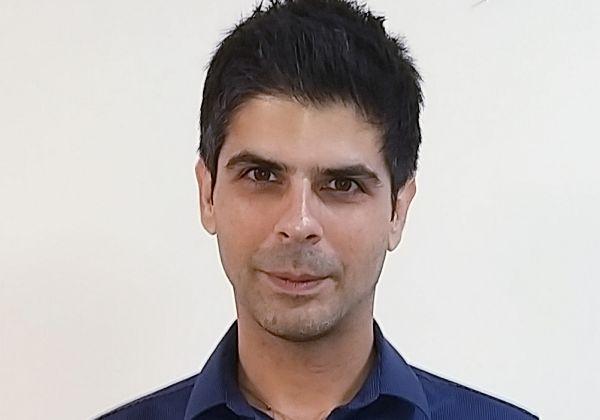 """אסף פז, מנהל מכירות תחום קמפוס, אריסטה נטוורקס ישראל. צילום: יח""""צ"""