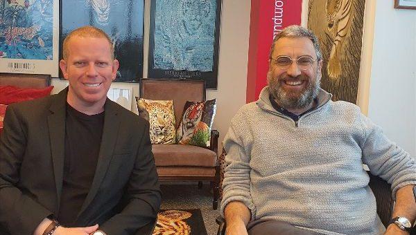 באו לבקר במאורת הנמר: אייל בר-אור, Safe-Zone, ופיני לנגמן, After IDF