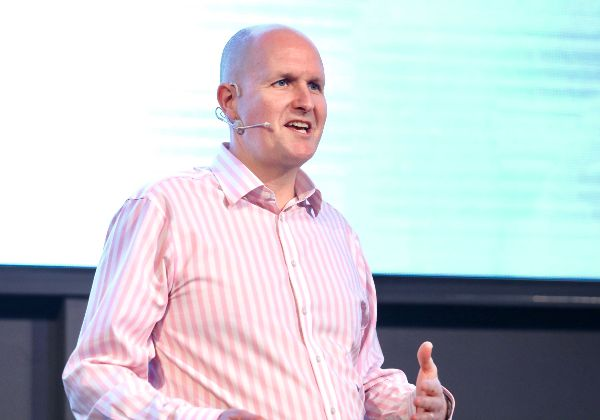 אנדרו ברינדד, מנהל תפעול אזור EMEA, נוטניקס. צילום: ניב קנטור