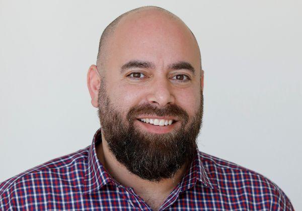 ארז ילון, ראש צוות המחקר בצ'קמרקס. צילום: גיא יחיאלי