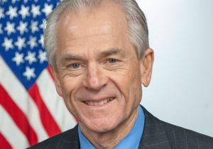 פיטר נבארו, יועץ הסחר של הבית הלבן. צילום: וויקיפדיה