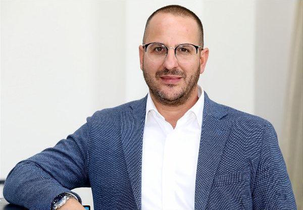 שלומי אביב, מנכ''ל VMware ישראל. צילום: ניב קנטור