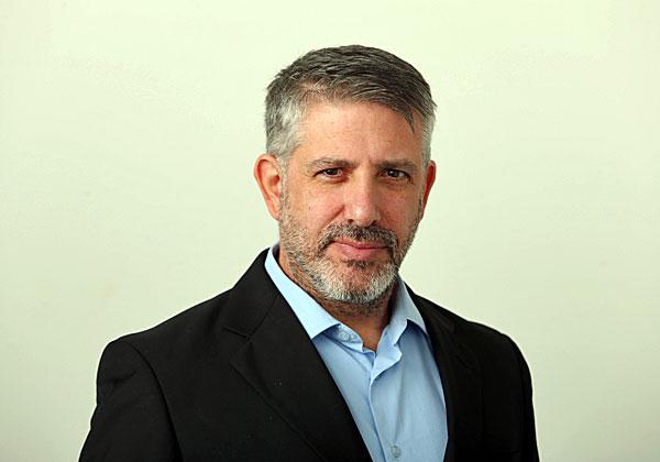 """גיל צבר, עד לא מכבר סמנכ""""ל הטכנולוגיות של מיטב דש וכיום מלווה סטארט-אפים ומשקיעים בפינטק. צילום: אראל כהן"""