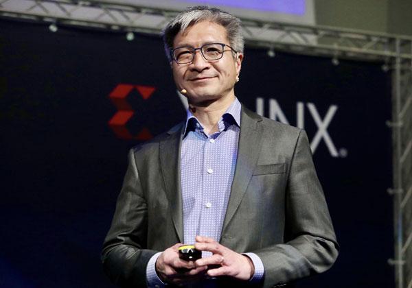 ויקטור פנג, נשיא ומנכ''ל זיילינקס. צילום: ניב קנטור