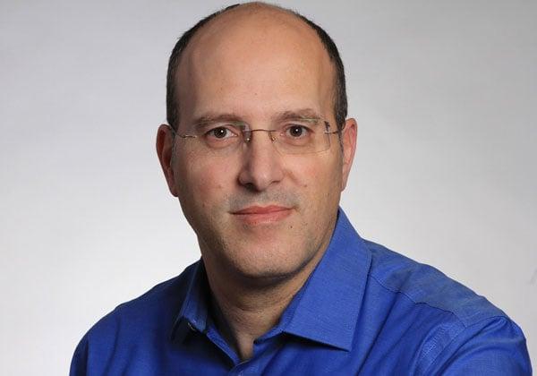 """רוני וולקן, מייסד ומנכ""""ל שורו מיחזור אלקטרוניקה. צילום: אסנת קרסננסקי"""