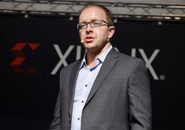 קירק סבן, סגן נשיא למוצרים ופלטפורמות בזיילינקס. צילום: ניב קנטור